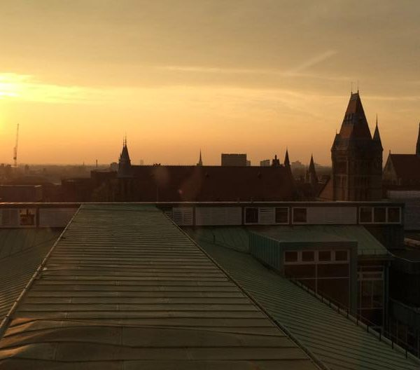 University of Manchester skyline. Photo: The Mancunion