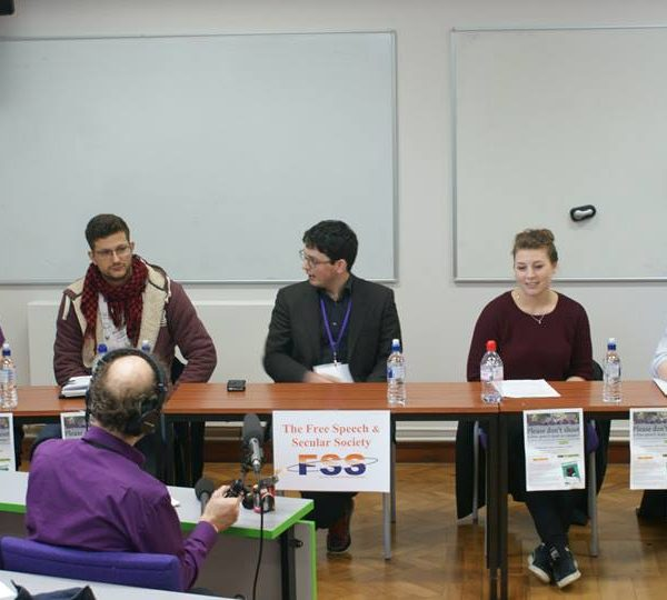 Is free speech really dead at Manchester? Photo: Free Speech and Secular Society UoM