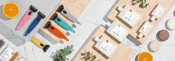 grüum skincare and body products