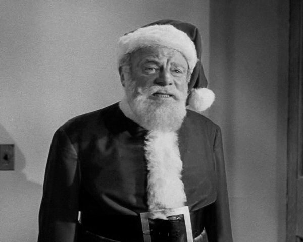 Kris Kringle in 1947's Miracle on 34th Street Photo: Insomnia Cured Here @Flickr