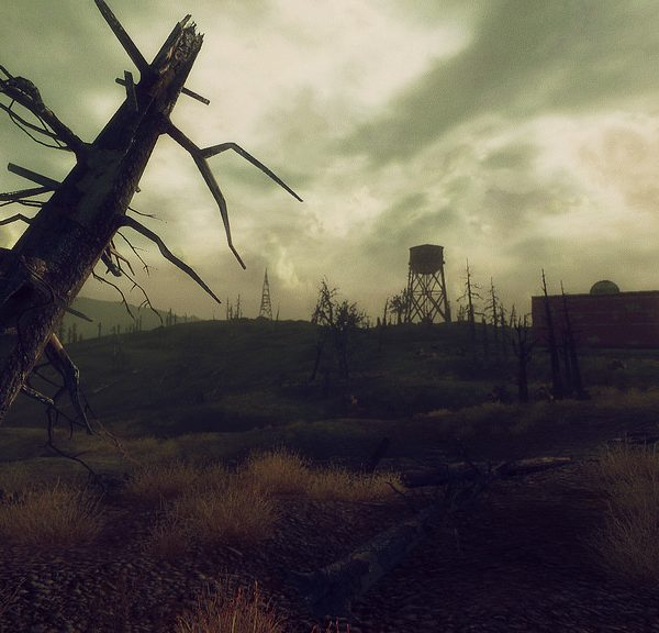 The Capital Wasteland. Photo: Pakoe_ @Flickr