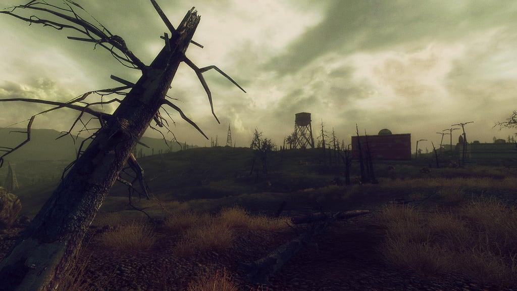The Capital Wasteland. Photo: Pakoe_ @Flickr