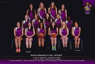Photo: UoM Women's Basketball