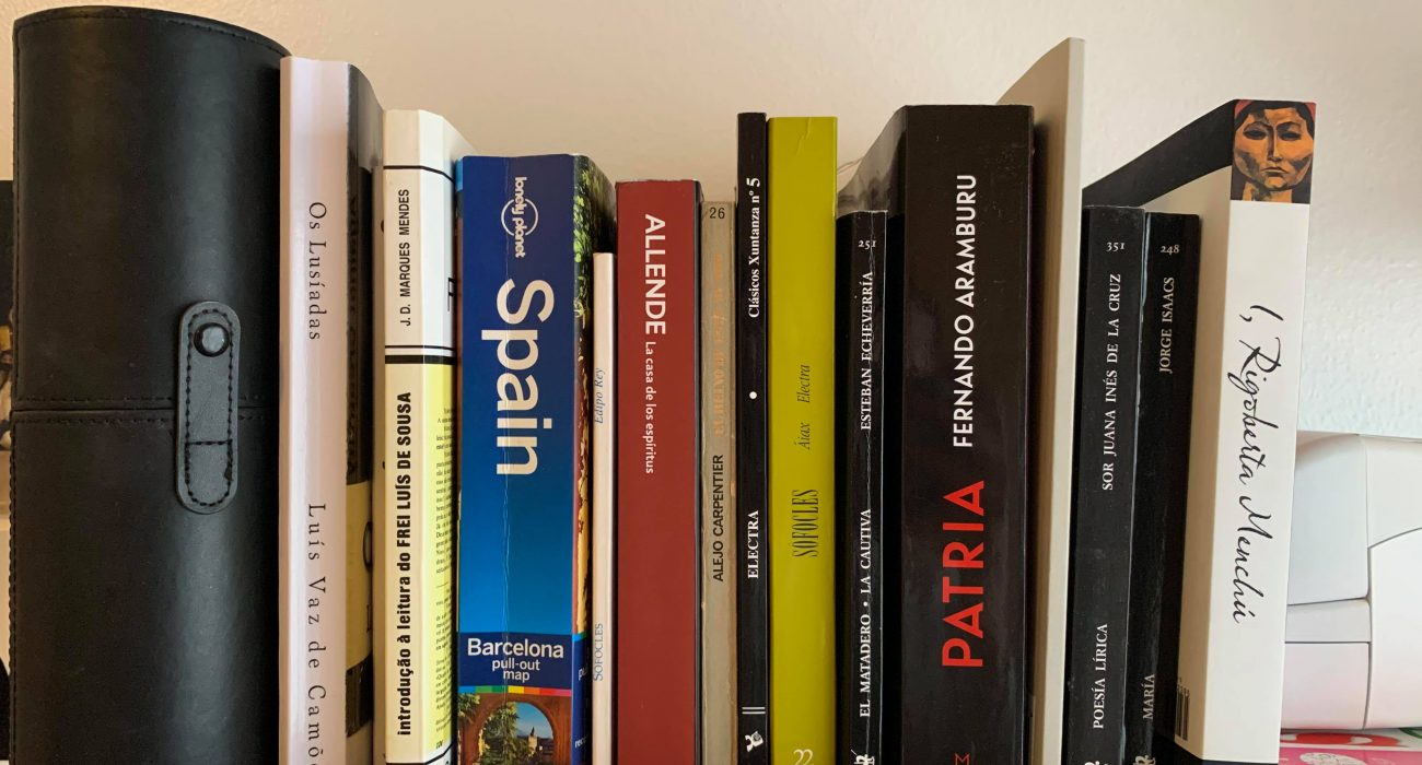Range of multilingual titles