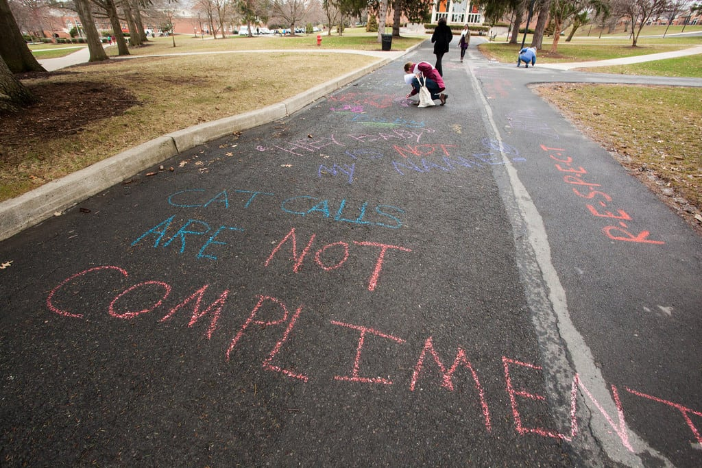A shocking number of students have witnessed or been subjected to harassment on campus. Photo: weaver photo @Flickr