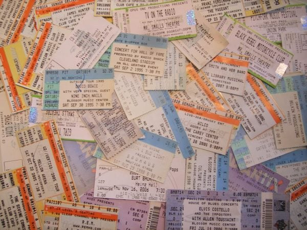 Are ticket touts playing an unfair game with legitimate fans? Photo: Brian Siewiorek @Flickr