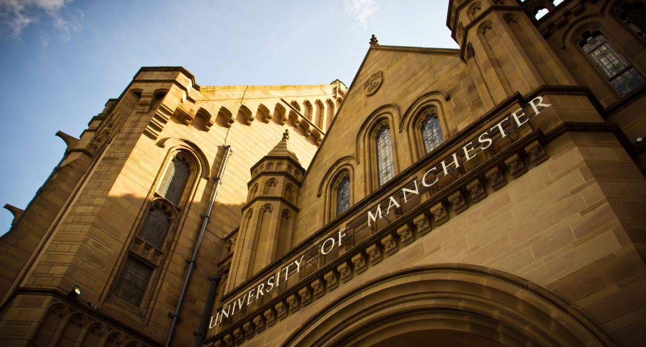 The University of Manchester Photo: Johsua Poh@Flickr