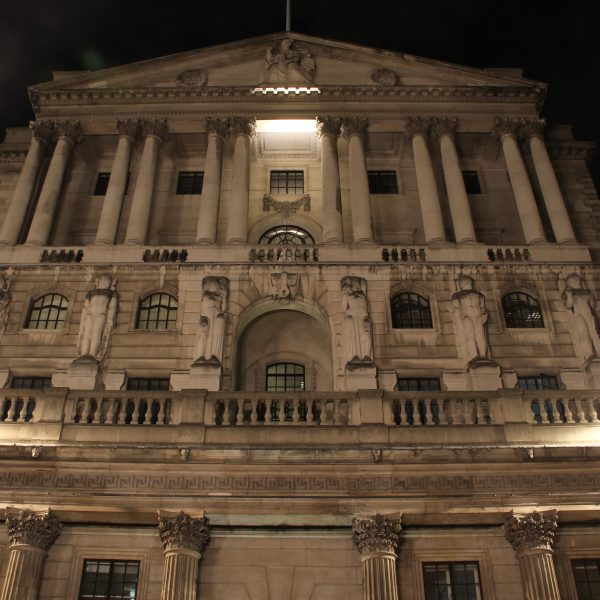 Photo: www.bankofengland.co.uk @Flickr