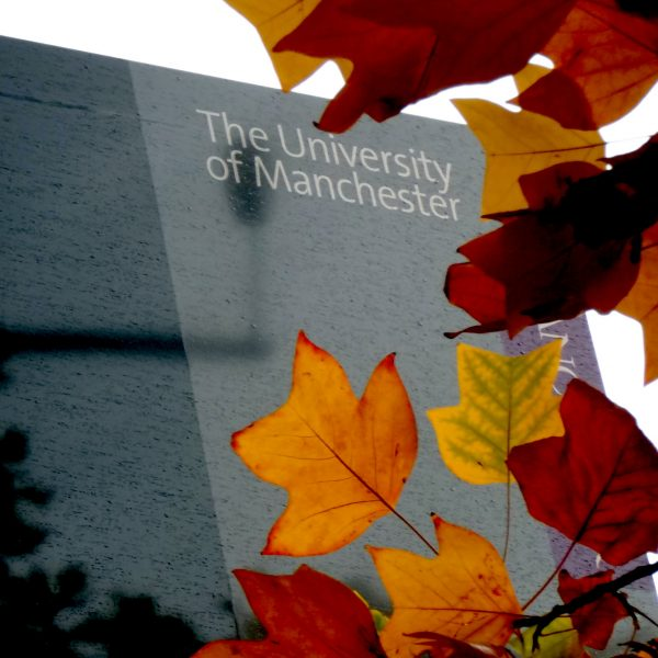 Autumn at the University of Manchester Photo: Gordon Marino @Flickr