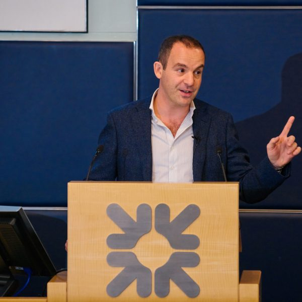Martin Lewis formerly headed the Independent Taskforce on Student Finance Information. Photo: Cabinet Office @Flickr