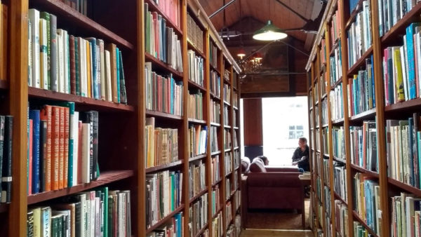 Bookshop for International Women's Day