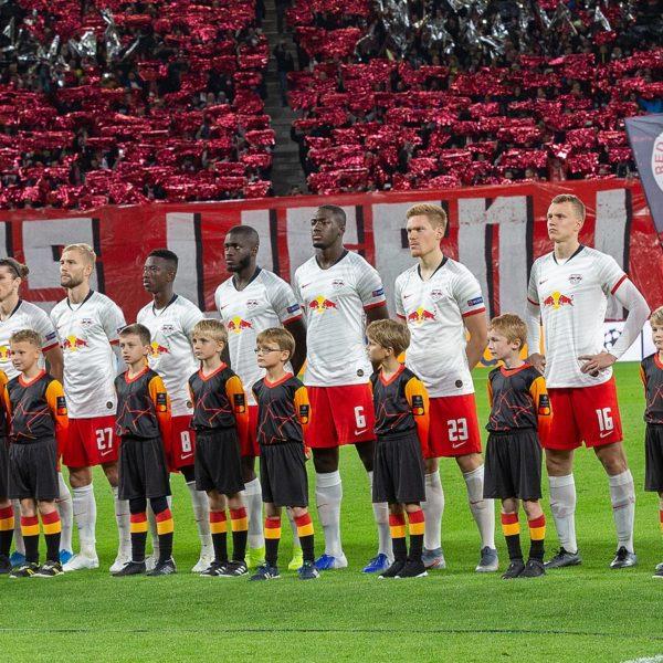 RB Leipzig team photo