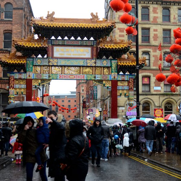 China Town is a key part of Manchester and emblematic of our community's tolerant outlook on life. Photo: Gordon Marino @Flickr