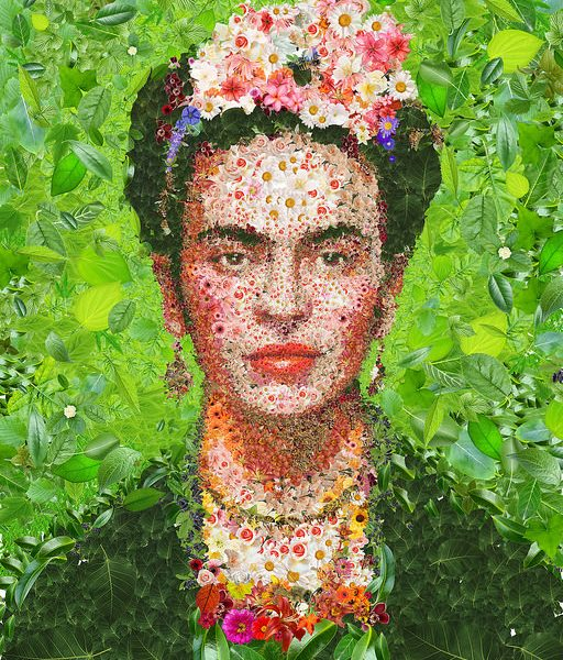 Is Frida Kahlo the quintessential misappropriated icon? Photo: Charis Tsevis @Flickr