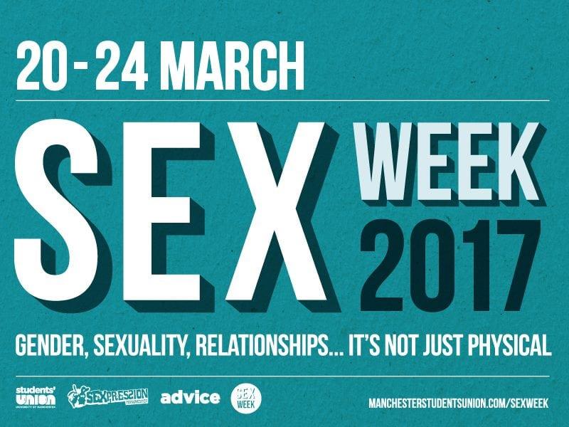 Sexpression: Sex Week Print