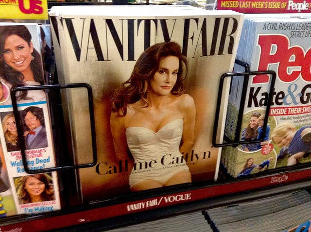Are the media missing the real message of high profile transgender figures? Photo: Mike Mozart @ Flickr