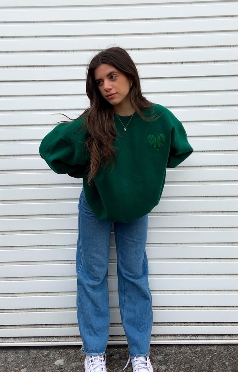 Hart & Co. Clothing green sweater
