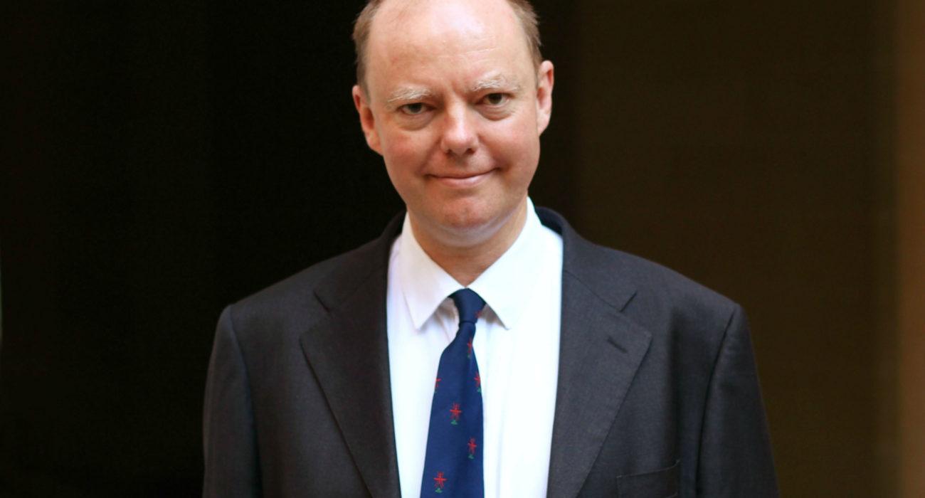Chris Whitty. Picture: Gresham College @ Flickr