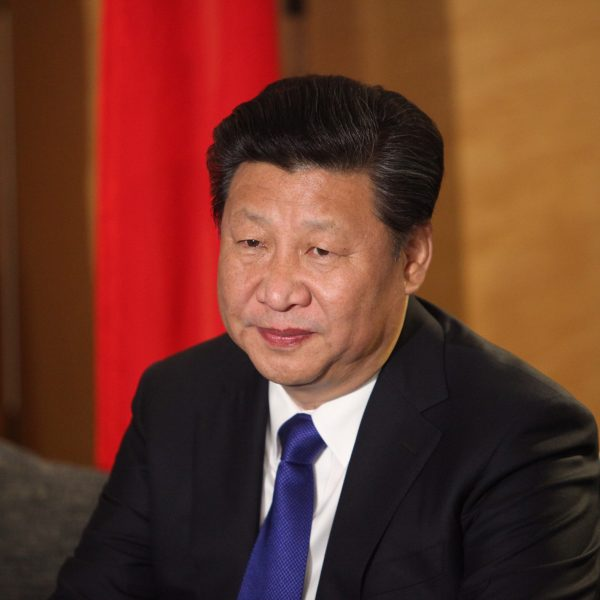 Xi Jinping. Photo: Foreign and Common Wealth Office @Flickr