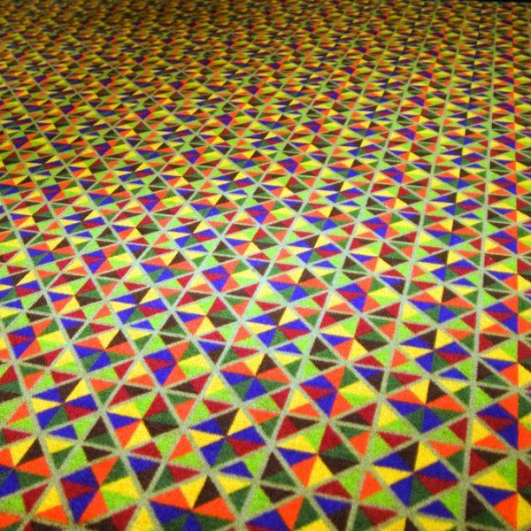 Britain's Ugliest Carpet Competition