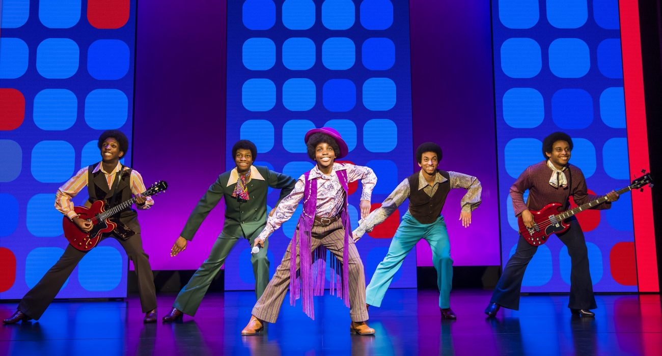 Motown The Musical Photo: @Tristram Kenton