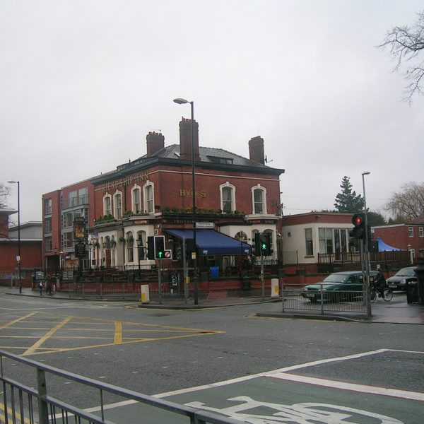 Popular student pub the Friendship Inn, Fallowfield. Photo: raver_mikey @Flickr