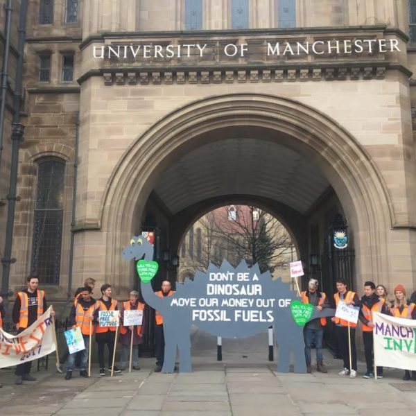 People and Planet - University of Manchester @Facebook