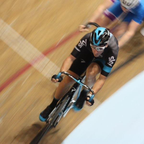 Elia Viviani of Team Sky, Photo: chrsjc@flickr