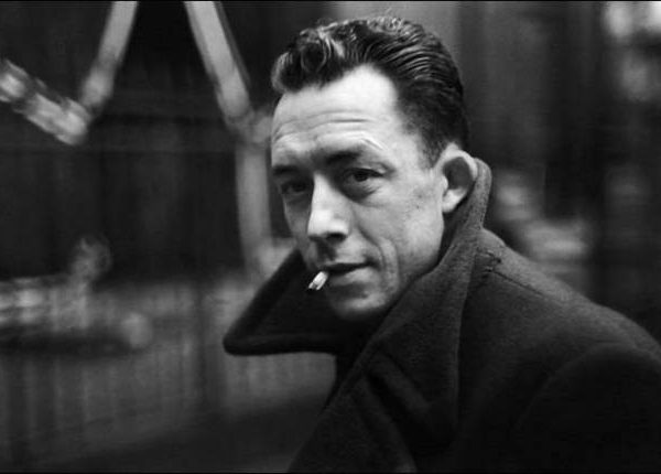 Writer Albert Camus who concerned himself with existentialist philosophy. Photo: DietrichLiao @Flickr