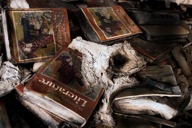 The over-emphasis on classical literature is killing our literary tradition. Photo: Shane Gorski @Flickr
