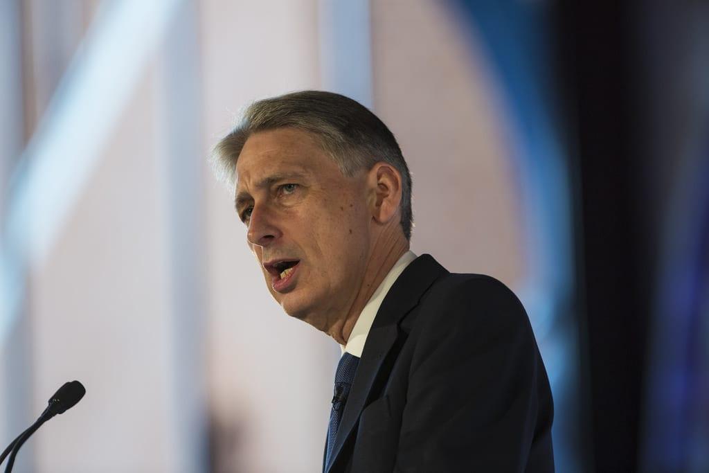 Philip Hammond. Photo: Chatham House @Flickr.
