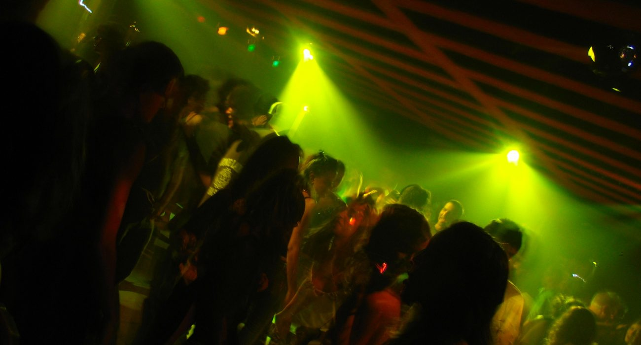 Manchester Freshers club night Keith Parker @ Flickr