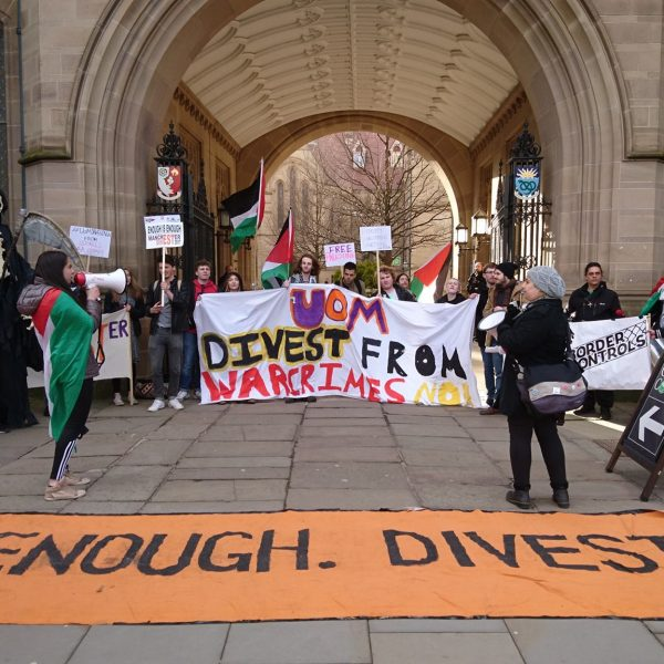 Image: UoM BDS Campaign
