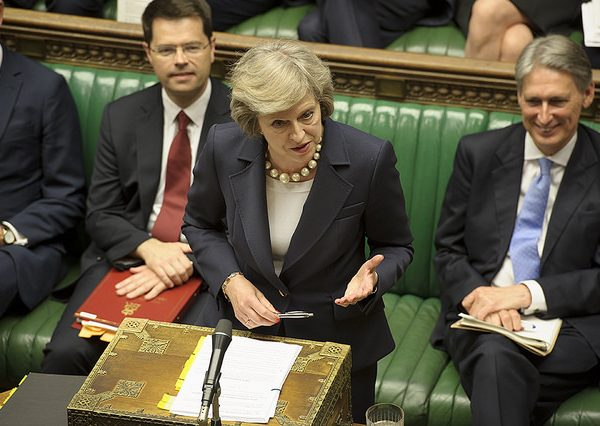 © UK Parliament/Jessica Taylor