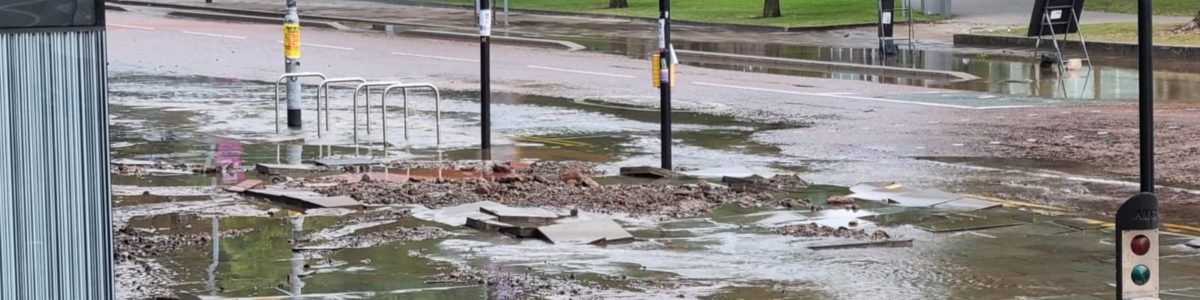 University of Manchester buildings re-open after flooding causes disruption