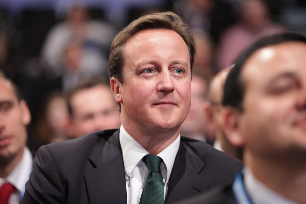 He is a Tory and therefore must have lied. Photo: Conservatives @Flickr