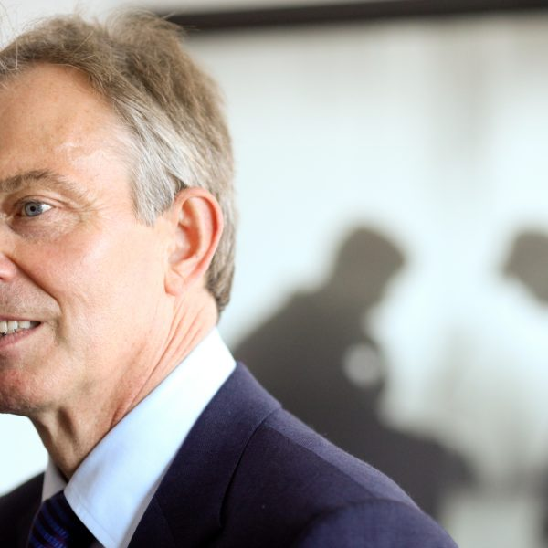 Tony Blair. Photo: Center for American Progress@Flickr