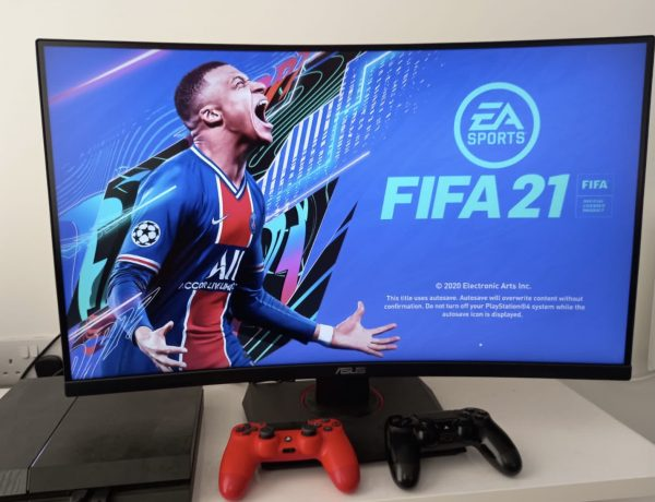 Fifa 21 on PS4
