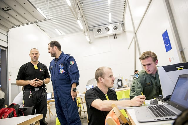 Photo: EU Civil Protection and Humanitarian Aid Operations @ Flickr