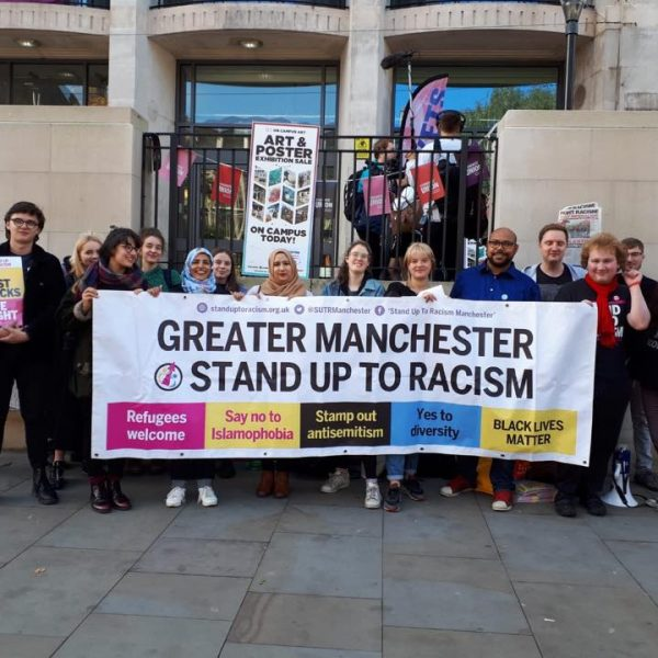 Stand Up to Racism Manchester @ Facebook