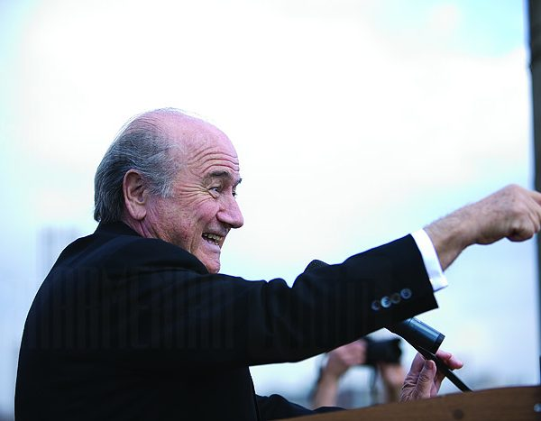 Fifa president Sepp Blatter is seeking a fifth consecutive term in office. Photo: Pan Photo @Flickr