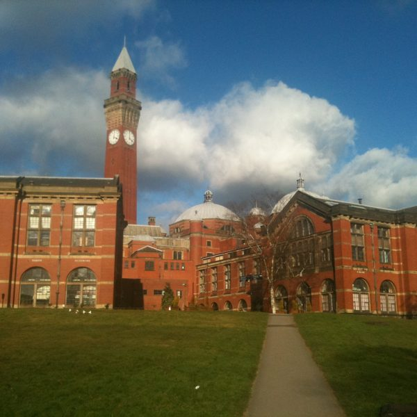 The University of Birmingham has been the site of several protests in the last year.