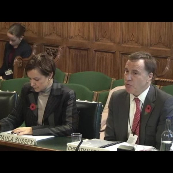 Education Committee 30 October 2018 @ parliamentlive.tv