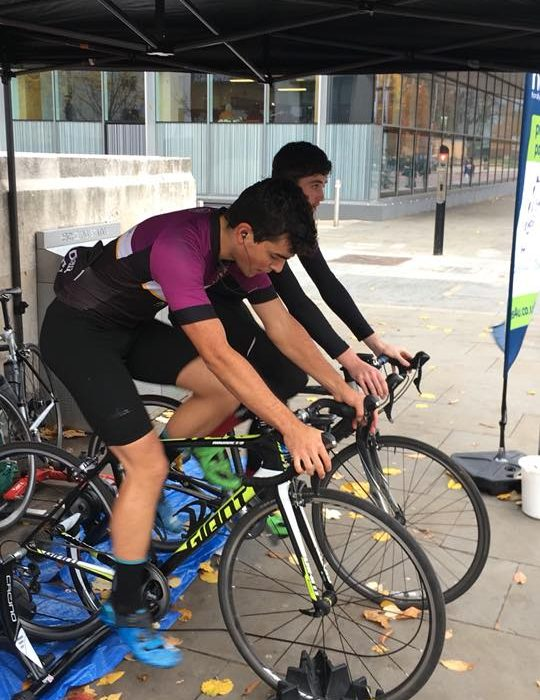 Photo: UOM Cycling Club