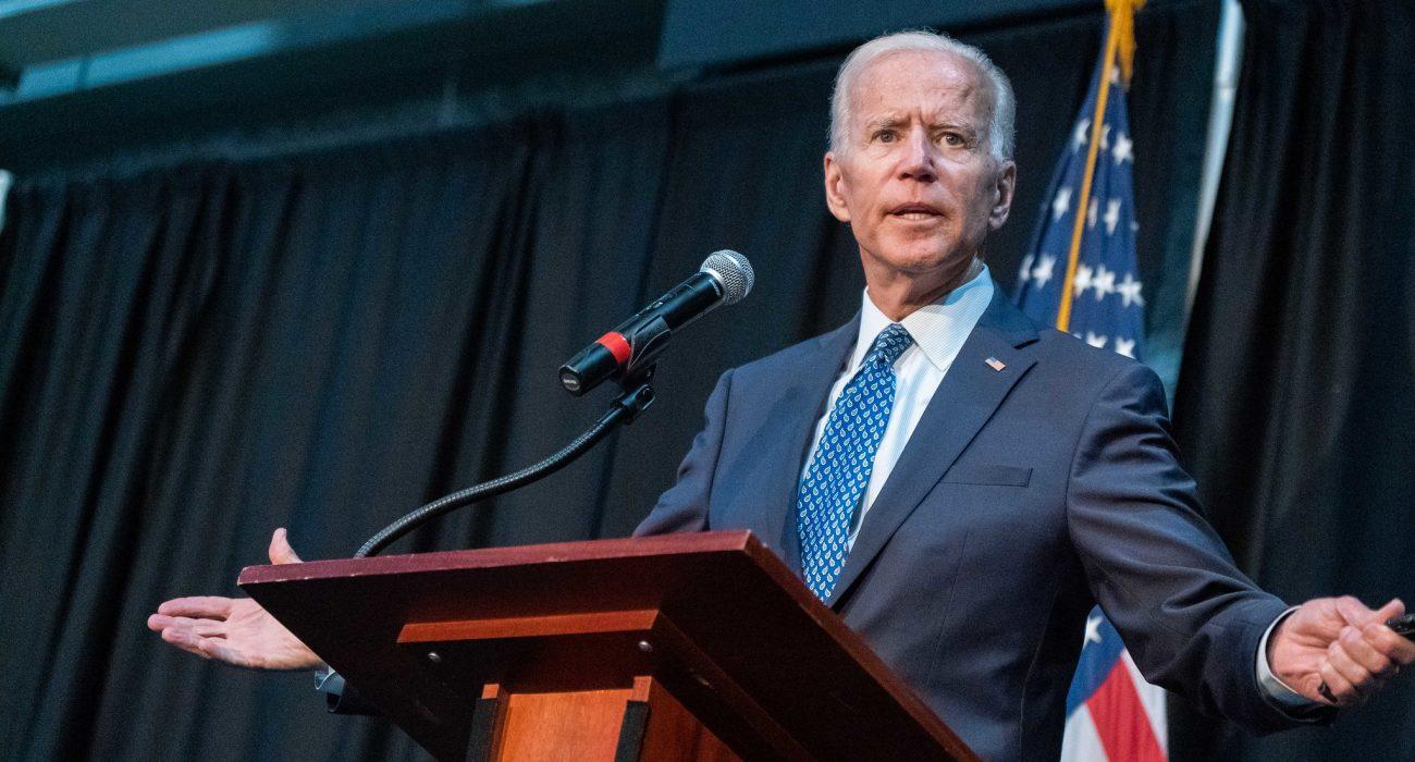 Photo: Adam Schultz / Biden for President @ Flickr
