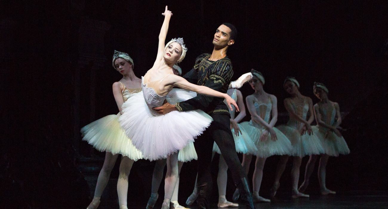 Photo: Birmingham Royal Ballet