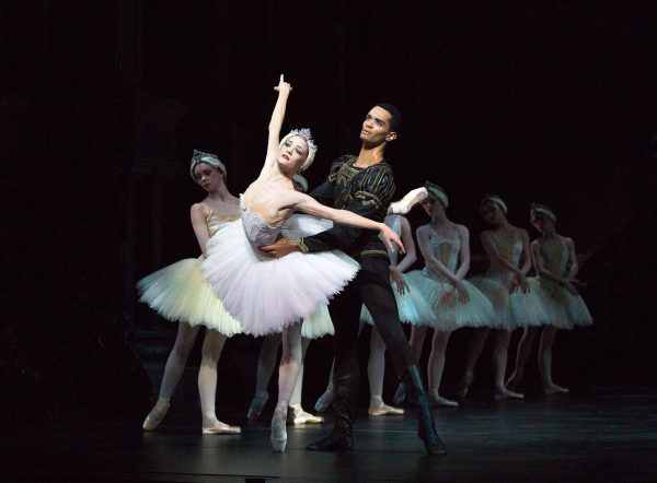 Photo: Birmingham Royal Ballet
