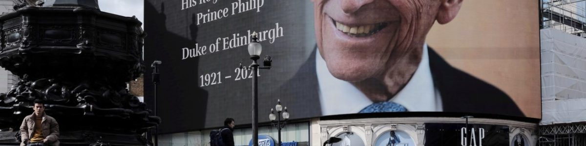 'Deity or demon': How do we regard Prince Phillip after his death?