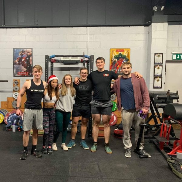 Photo: UoM Powerlifting Society