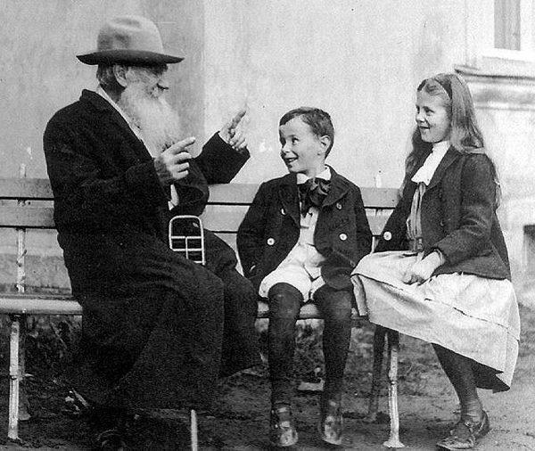 Leo Tolstoy. Photo: Jim Forest @Flickr